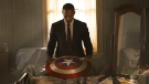 Anthony Mackie in 'The Falcon and the Winter Soldier' on Disney+. (Chuck Zlotnick/Marvel Studios/CNN)