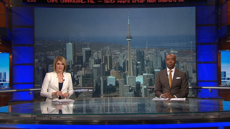 CTV News Toronto at Six for May13, 2021