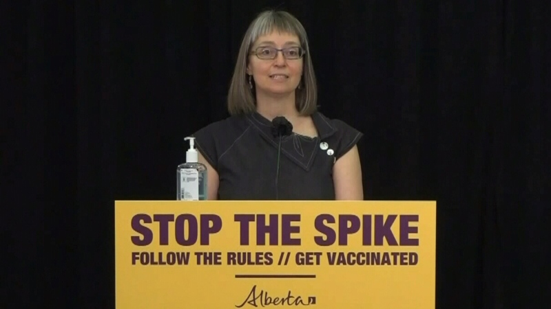 Alberta hits 2 million dose milestone