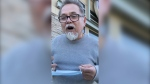 Police search for suspect in racist tirade