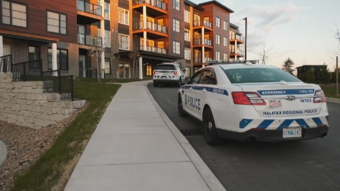 A man has life-threatening injuries after he was shot in Bedford, N.S. Thursday night.