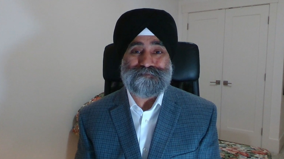 First RCMP officer to wear a turban