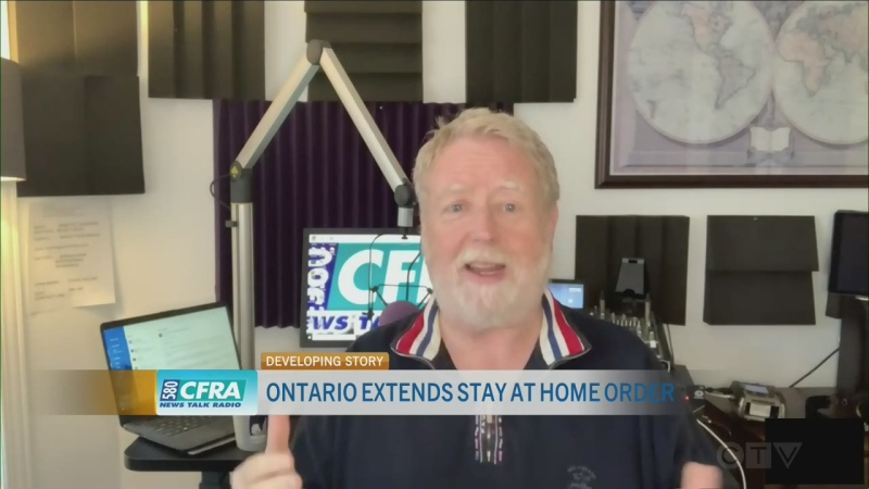 CTV Morning Live Carroll May 14