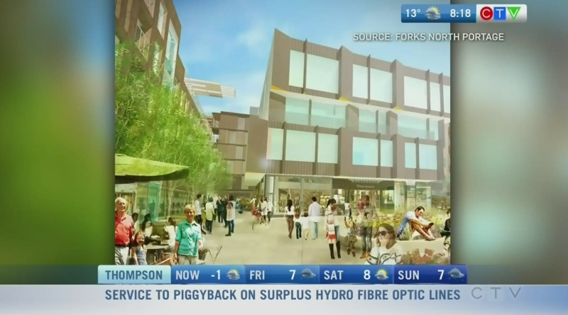 Railside development brings housing to The Forks