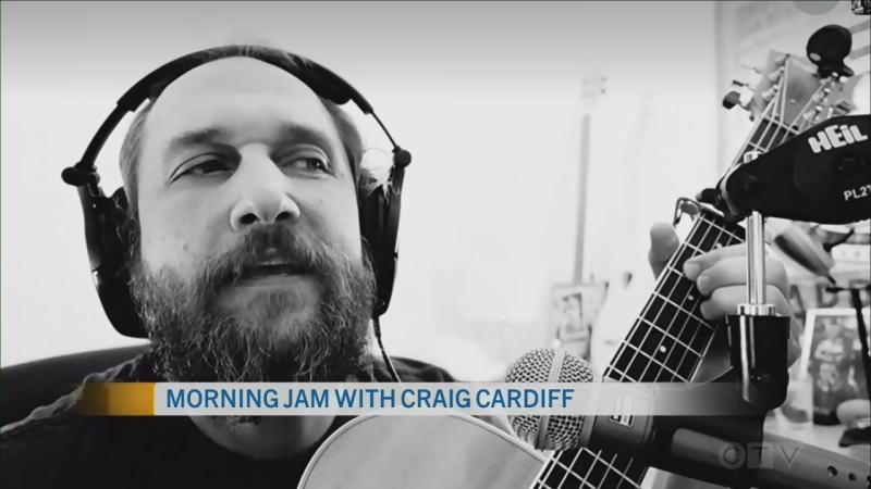 CTV Morning Live Cardiff May 14