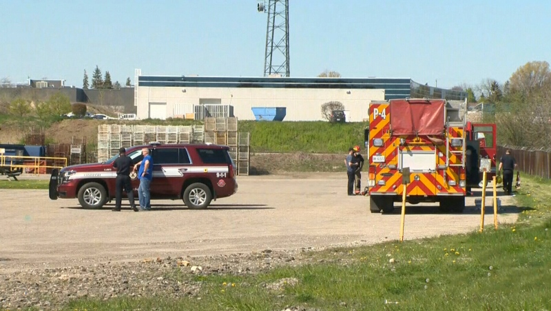 Fire at Broil King manufacturing plant