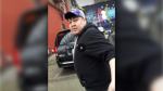 Police are trying to identify a suspect wanted in connection with an alleged groping incident in Vancouver's Gastown neighbourhood on March 27, 2021. (Handout)