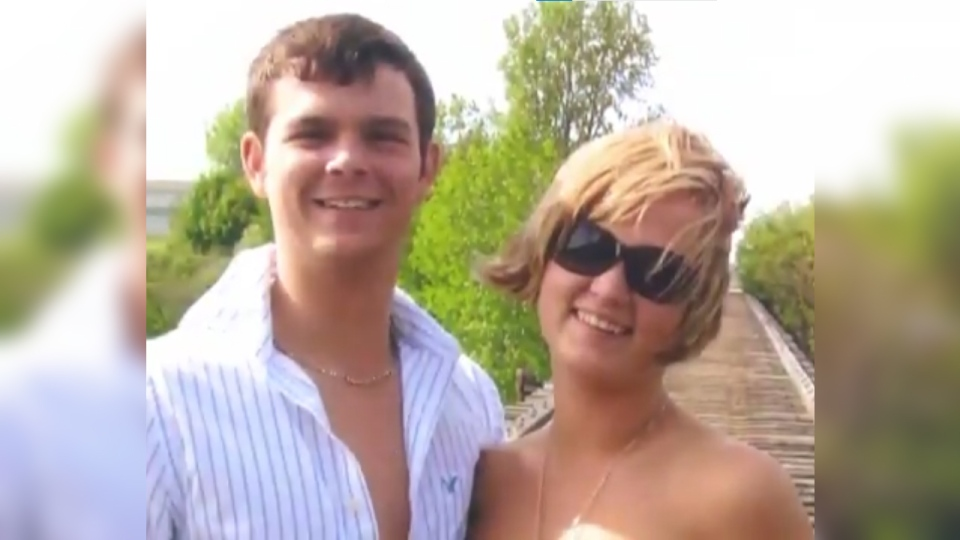 Chad and Chelsey Everets