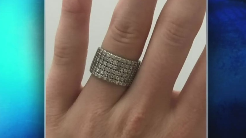 $20K wedding ring stolen