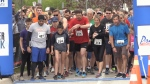The Barrie Fun Run hosted by the Rotary Club of Barrie will take place later this month. (CTV/FILE)
