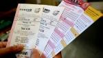 U.S. woman says she washed wining lottery ticket