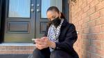 Ottawa's Rasha Budeiri says her parents are facing eviction from their home in Jerusalem. (Jackie Perez/CTV News Ottawa)