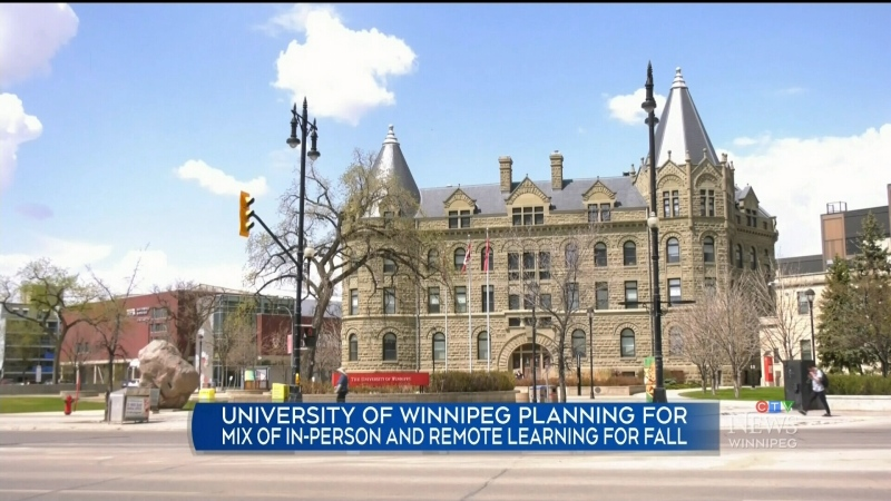 U of Winnipeg