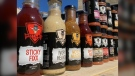 Motley Que was named best barbecue sauce in the world at the American Royal World's Series of Barbecue in Kansas City. (Dave Mitchell/CTV News Edmonton)