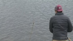 Josh Corbett explores fishing on St. Charles Lake