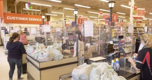 Battistellis' Independent Grocer in Lively has won a national award as Independent Grocer of the Year for 2020. Independent grocers from across Ontario compete for the title annually. (Molly Frommer/CTV News)