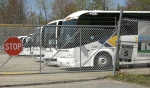 Cuts to Greyhound Canada will have 'no impact' on services to Ontario Northland, the company says. (Eric Taschner/CTV News)