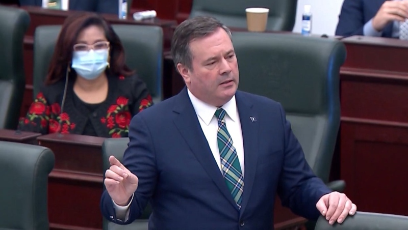 "The UCP government says there is ""no room"" for any members who would seek to divide the party."