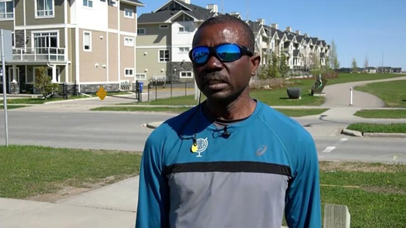 Calgary runner Varden Morris won a virtual 1,000 km marathon across Tenessee.