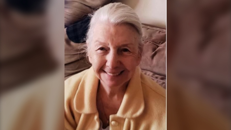 Elsie Williams, 90, was last seen in the Meridian Place area of Centrepointe, May 14, 2021. Police are concerned for her wellbeing. (Handout/Ottawa Police Service)