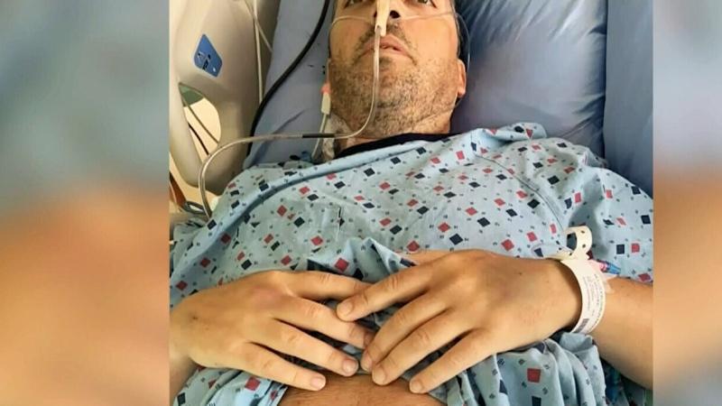 B.C. man shares blood clot story on social media