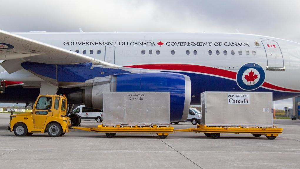 COVID Canada India 20210511