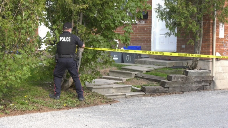Barrie police investigating stabbing