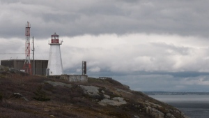An iconic lighthouse standing at the mouth of Nova Scotia's Halifax Harbour is at risk of going silent forever. (CTV News)