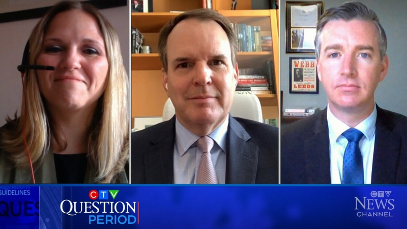 CTV QP: MPs weigh in on Fortin leaving post