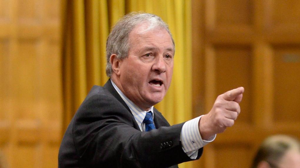 Conservative MP Ron Liepert