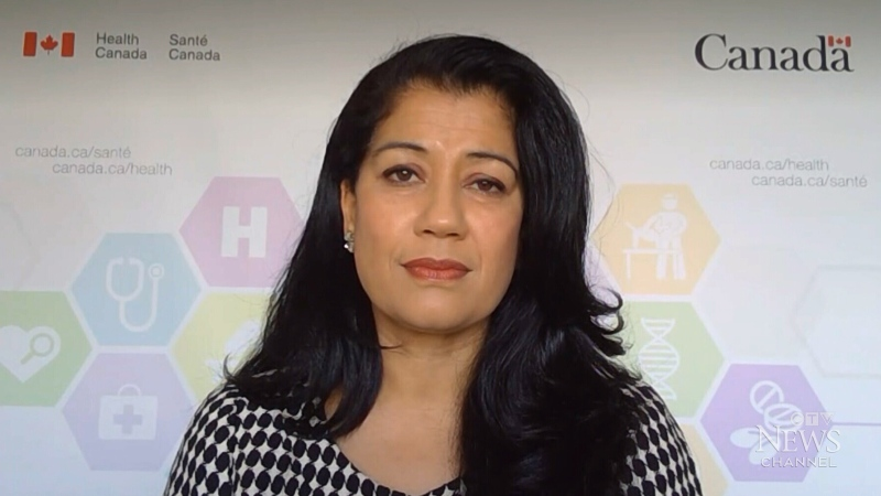 Health Canada Chief Medical Advisor Dr. Supriya Sharma