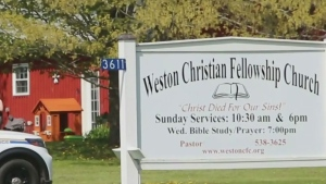 N.S. church fined for second straight Sunday