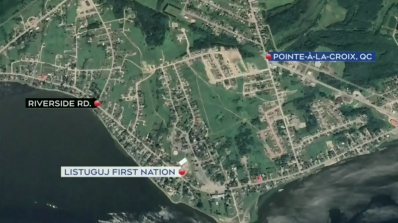 Quebec's police watchdog is investigating the deaths of two people found inside a home following a standoff on the Listuguj First Nation.