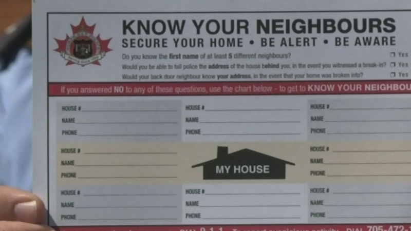 North Bay police launch new community campaign