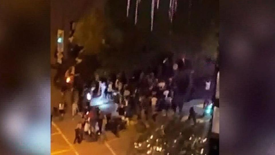 Vancouver beach parties turn violent