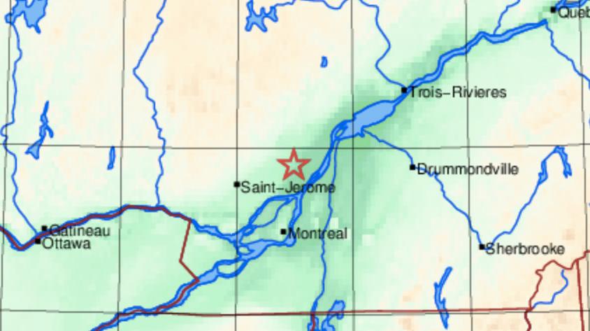 Earthquake may 17 2021