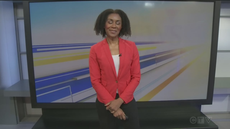 CTV Morning Live Weather May 17