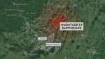 Montreal hit by 3.9-magnitude earthquake
