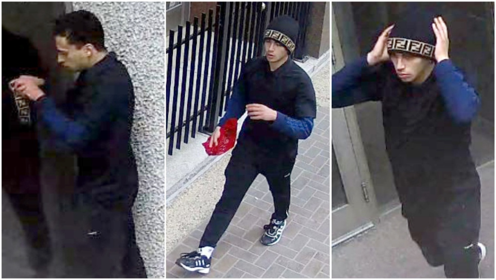 Calgary robbery suspect