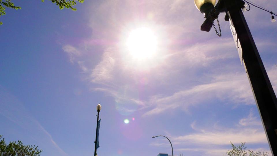 Saskatoon heat hot