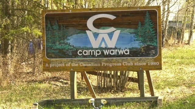 Camp Warwa