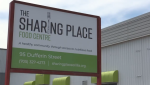 The Sharing Place Food Centre in Orillia (Siobhan Morris/CTV News Barrie)