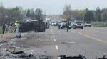 Fatal crash in Caledon