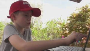 Reopening camps a relief for Kitchener family