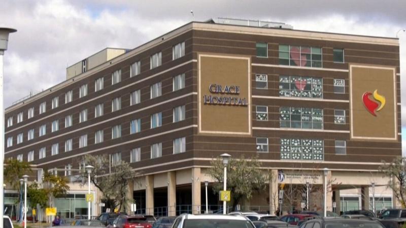winnipeg hospital