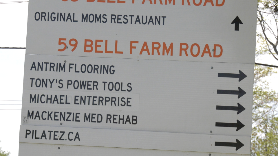 Bell Farm Road Construction