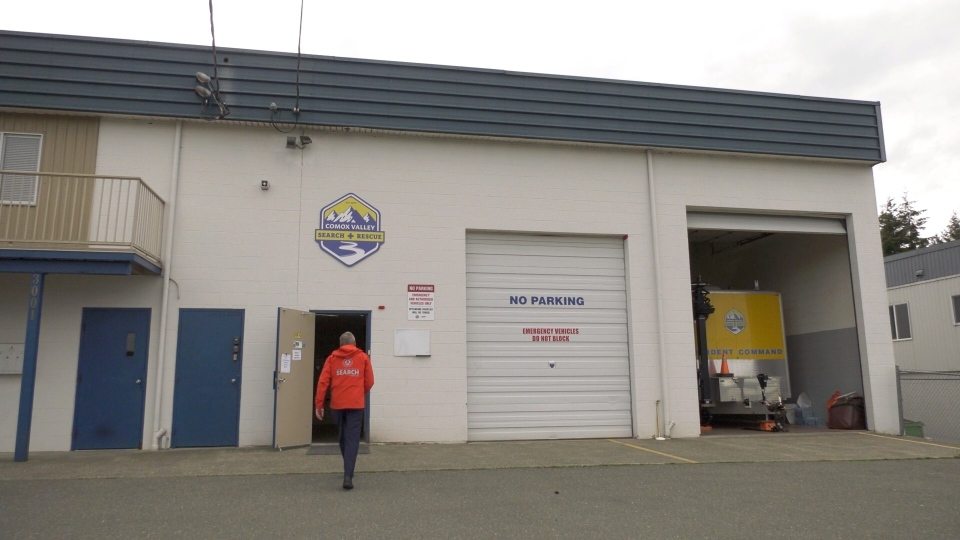 comox valley search and rescue