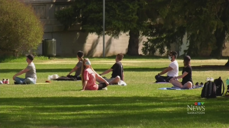 Saskatoon breaks heat record
