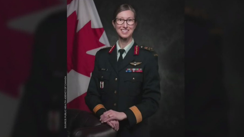 Brig.-Gen. Krista Brodie to replace Fortin