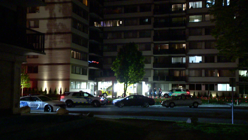Montreal police are investigating after a 36-year-old woman was killed in Côte Saint-Luc.